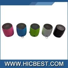 Protable wireless bluetooth speaker music player