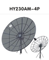 aluminium mesh diginal satellite dish positioner