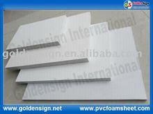 Plancha espumada de PVC