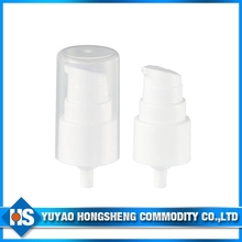 Hot sale beautiful cosmetic packaging glass airless serum pump for bottles