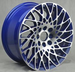 15 inch alloy wheel china aluminum rim 114.3 gold concave wheel rims 5x114.3