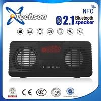 Shenzhen factory SOMHO/OEM loud sound multi-function stereo bluetooth speaker