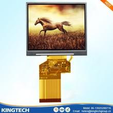 3.5 inch wholesale price lcd monitor high brightness 550 cd/m2