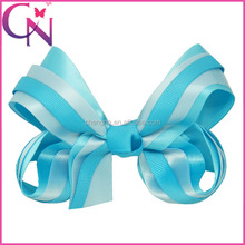 Wholesale Newborn Accessories Bow Knot Infant Hair Bow For Girls With Clip CNHB-14022716-13