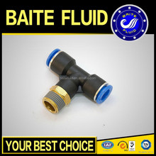 air hose claw fitting femal type push fit fitting plastic quick connect fittings