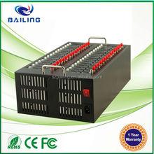 Multi sim card bulk sms GPRS 32 port GSM Modem Pool with TC35 MC39i Q2403A Q24PLUS imei changeable