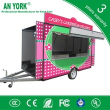 FV-55 crepe griddle food cart electric electric crepe griddle food cart stainless electric griddle food cart