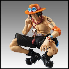 One Piece Variable Action Hero Ace Figure,custom high quality one piece figure,custom 3d pvc action anime figure for kid maker