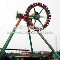 Big pendulum swing amusement rides