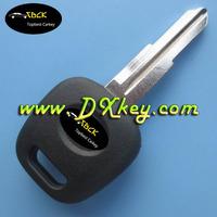 Hot selling plastic key cover for chevrolet key PK3 transponder chevrolet transponder key blank