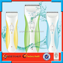 Guangzhou no noise rechargeable battery for hair trimmer