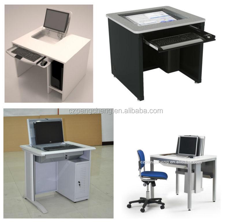 screen Downview school computer table   computer desk, View Computer