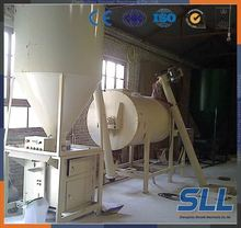 SINCOLA 2-3T/H Universal Application Simple Outside Stucco Mortar Production Line