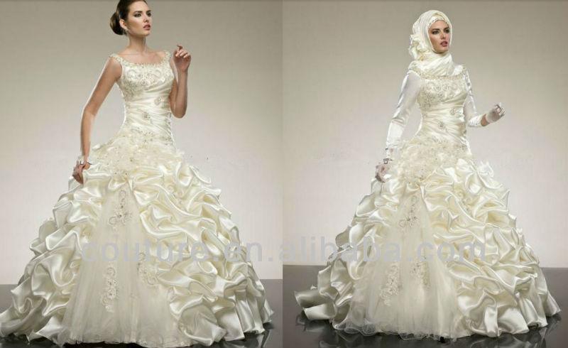 Vestidos de novia para musulmanas
