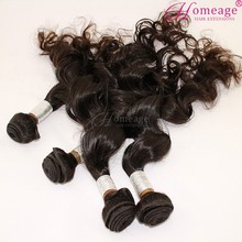 Homeage hairstyles straight long hair virgin european asian hair raw virgin European hair