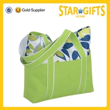 2015 Alibaba China durable 600D polyester tote provides portable storage for daily supplies, shopping purchases