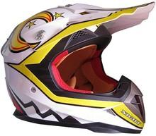 ECE standard off road atvs motocross helmet