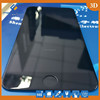 Real Full covered size 3D tempered glass transparent screen protector For iphone 6 plus