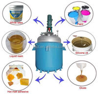 foshan hot sale mixing tank for adhesive