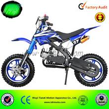 TDR MOTO 49cc 2 stroke mini dirt bike for sale