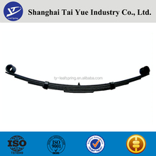 Size 63mm * 7mm Tai Yue Supplier Light Truck Leaf Springs