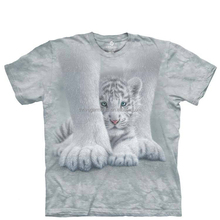 kid size casual 3d printing t shirts tie dye fashion family suits ready-made wholesale garments