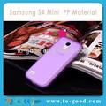 China alibaba robusto smartphone casos para samsung mini s4i9190( púrpura)