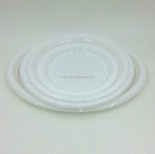 "7""/9""/10""/12.5"" disposable plastic party plate"