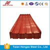 china manufacture galvanized corrugated sheet metal thin corrugated steel sheet