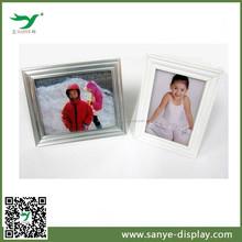 best price custom size aluminum photo frame holder