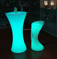 led cocktail table lighted cocktail tables clerical table
