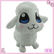 Adorável de alta qualidade brinquedo de pelúcia ovelhas de pelúcia