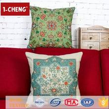 Creative Fashion Chinese Style Printing Designs Cushion Inflatable Lumbar Support Cushion Seat Cushion Sofa Covers
