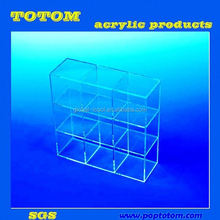 POP clear acrylic / lucite box with lid
