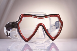 cool wide vision SUBA mask