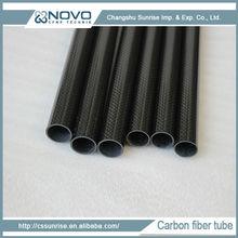 China wholesale market round carbon fiber pipes