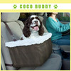 Berber Fleece Liner Pet Dog Car Booster Seat