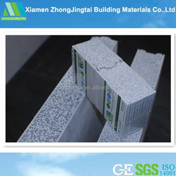 New building materials EPS cement exterior wall cladding panels