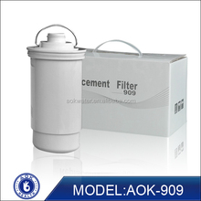 New family cleaner, super filtering system water filter system AOK-909 with PH+9.5 & ORP-200mv