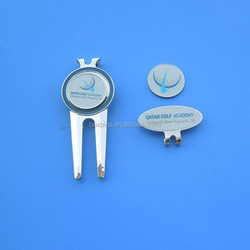 golf club divot tool, golf divot repair tool