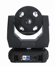 high power led stage light 10pcs 4-in-1 led beam bar rotation moving head