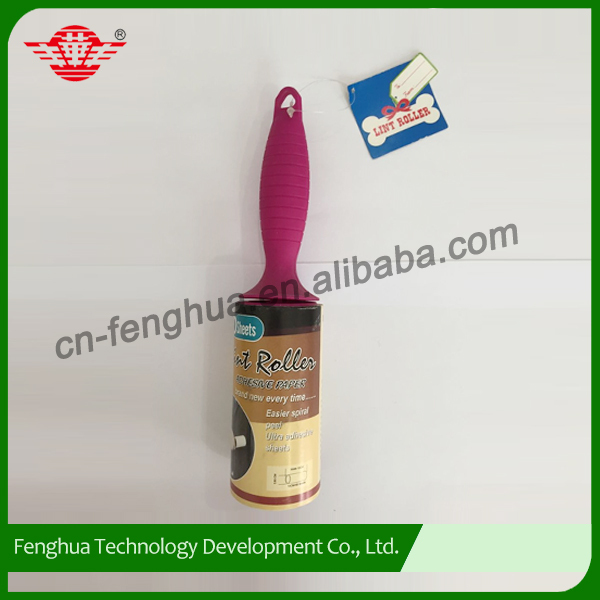 OEM Custom Made Reusable Clothing Cleaning Sticky Lint Roller