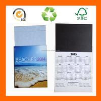 2016 whiteboard magnetic calendar for refrigerator