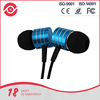 High quality silicone ear tips mp3 player with earphone