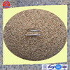 Al2O3 87% round kiln calcined bauxite for aluina industry