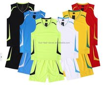 New Style Basketball Jersey Sport Wear for men / Cheap Plain Basketball Uniform Wholesale