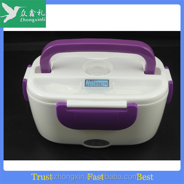 venda quente elétrica aquecedor de alimentos caixa de almoço