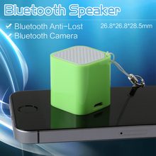 Wireless stereo bluetooth speaker can be used for PC,MP3,MP4 and other portable multimedia handfree mini speaker for outdoor