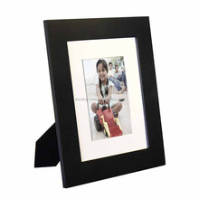 Mat Matte Black Wall Decor Frame Poster Electronic Easel Backs For ony double picture frames Picture 4 Photo Frame