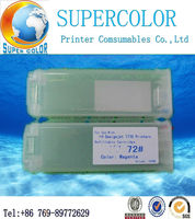 finely processed cartridge and 20% discount for HP T2300 printer whole sale refillable ink cartridge